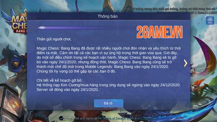VNG công bố ngày ra mắt Bang Bang Chess tại Việt Nam 1