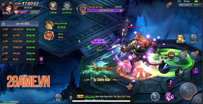 ViruSs trở thành đại sứ hình ảnh game Cửu Thiên Mobile 2