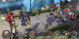 Game Tam Anh Chiến Mobile sở hữu đồ họa 3D đậm chất nghệ thuật
