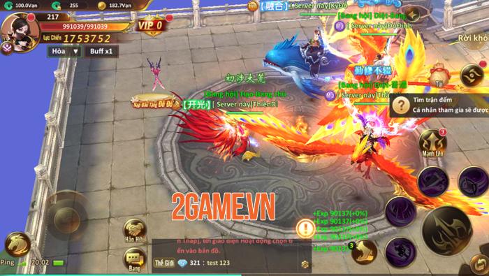 Tặng 444 giftcode game Tiên Ma Truyền Kỳ 2