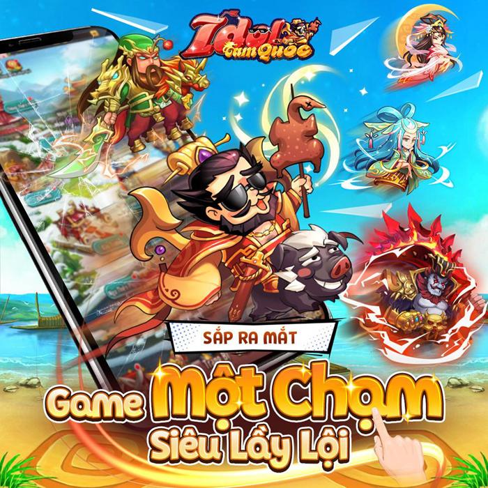 Tặng 666 giftcode game Idol Tam Quốc 1
