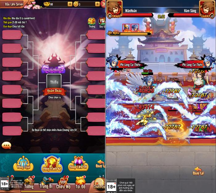 Idol Tam Quốc sở hữu khá nhiều hoạt động, đảm bảo nhìn là muốn chiến! 4