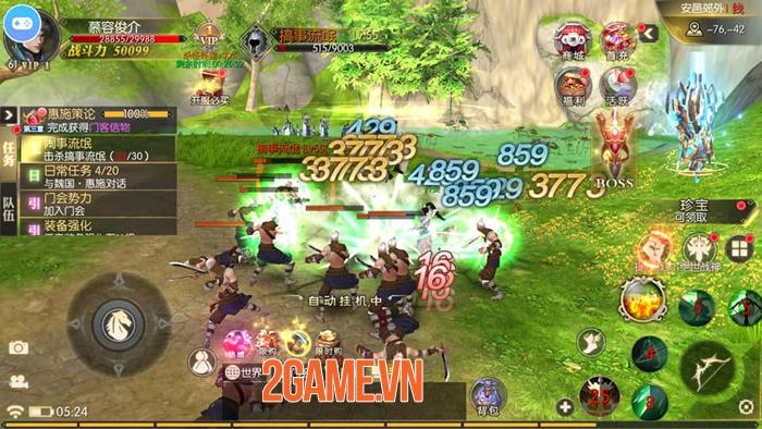 Game Kiếm Đế 3D công bố ngày ra mắt tại Việt Nam 1