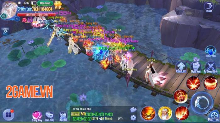 Lạ đời khi Kiếm Ma 3D cứ mở server mới là lượng người chơi lại tăng thêm 1