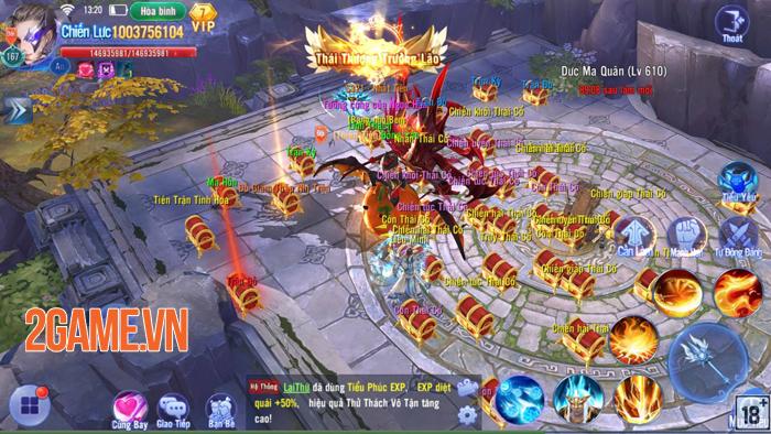 2019 là năm của dòng game Kiếm Ma 3D bùng phát ở Việt Nam 7