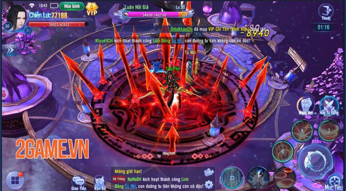 2019 là năm của dòng game Kiếm Ma 3D bùng phát ở Việt Nam 4