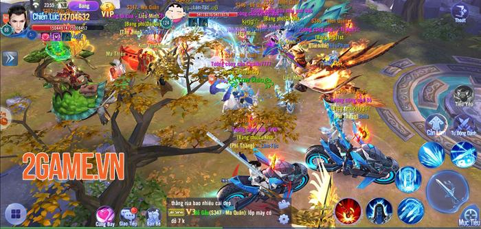 2019 là năm của dòng game Kiếm Ma 3D bùng phát ở Việt Nam 9