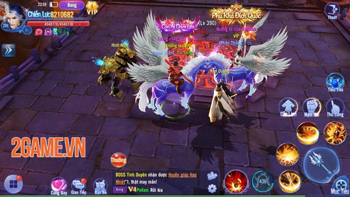 Kiếm Ma 3D Mobile được NPH Funtap đầu tư bài bản trong năm 2019 5