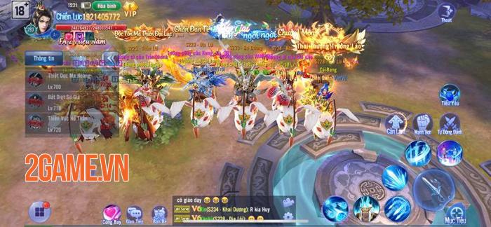 Kiếm Ma 3D Funtap rất chú trọng vào việc kết nối cộng đồng người chơi 1