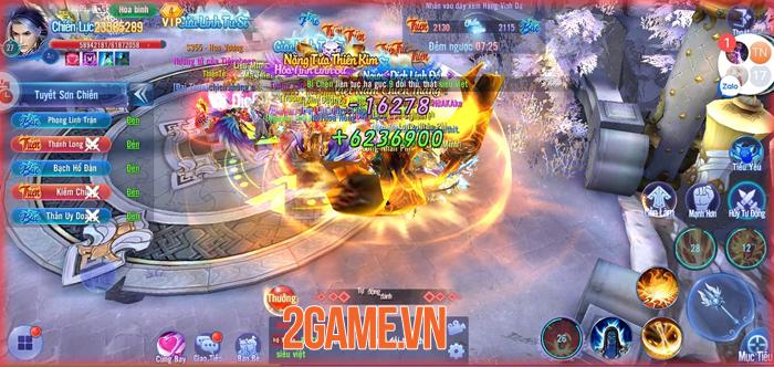 Kiếm Ma 3D Funtap rất chú trọng vào việc kết nối cộng đồng người chơi 5