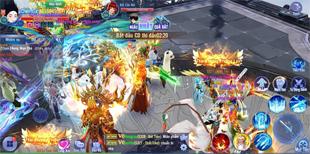 Kiếm Ma 3D Funtap rất chú trọng vào việc kết nối cộng đồng người chơi