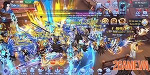 Kiếm Ma 3D vượt trên quy chuẩn của game kiếm hiệp thông thường