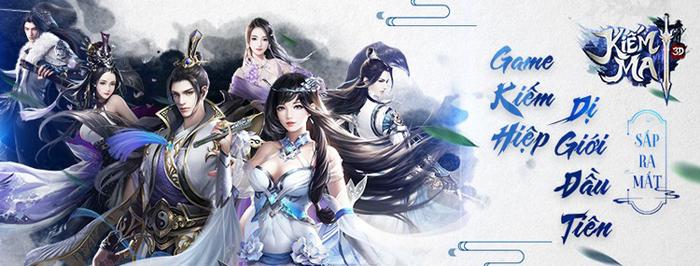 2019 là năm của dòng game Kiếm Ma 3D bùng phát ở Việt Nam 0