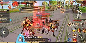 Mỗi phái trong game Kiếm Đế 3D đều có nguồn gốc xuất thân riêng biệt