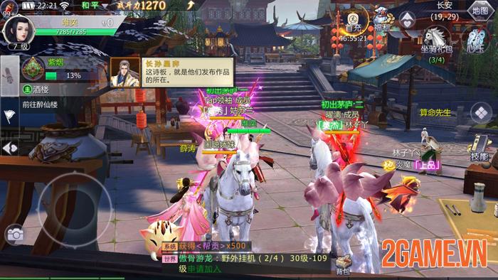 Nhất Kiếm Giang Hồ 2, Tình Kiếm 3D 2 đã về Việt Nam 2