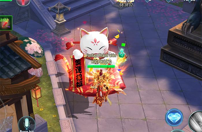 Game Nhất Kiếm Giang Hồ đón Xuân với bản cập nhật Châu Phủ Đại Đao 4