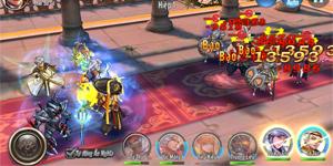 Game Tam Anh Chiến cho người chơi thỏa thích nối chiêu dồn sát thương