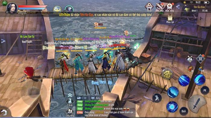 Đây là lý do khiến Thái Cực 3D trở thành game kiếm hiệp quốc dân 2