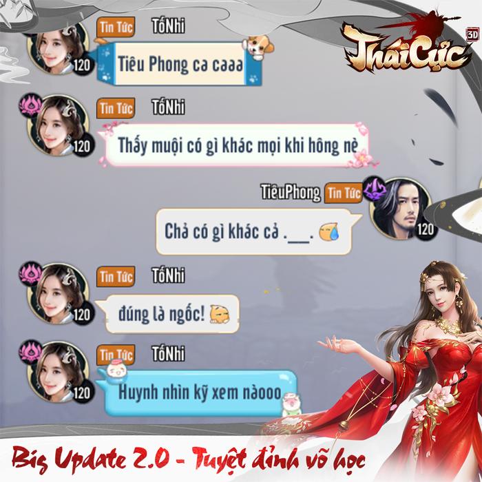 Game thủ Thái Cực 3D tha hồ quẩy Tết với bản Update 2.0 4