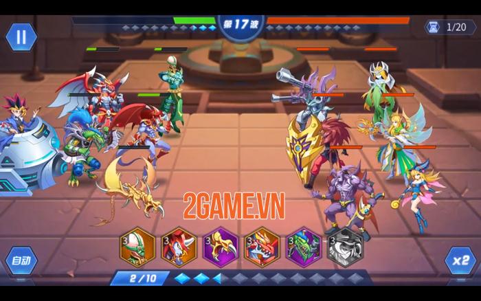 Top 3 game Yu-Gi-Oh! - Vua Trò Chơi bản di động có khả năng về Việt Nam 3