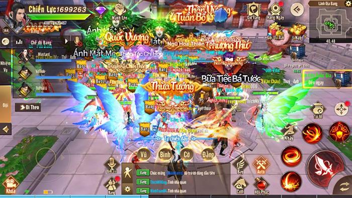 Vì sao giải đấu của game Thiên Kiếm Mobile lại rất được lòng người chơi? 2