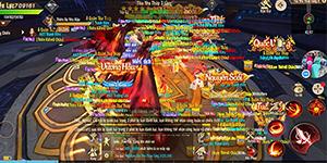 Vì sao giải đấu của game Thiên Kiếm Mobile lại rất được lòng người chơi?