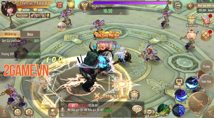 Nhất Kiếm Đoạn Tình chứa mọi yếu tố cần của dòng game Tiên kiếm hiệp 5