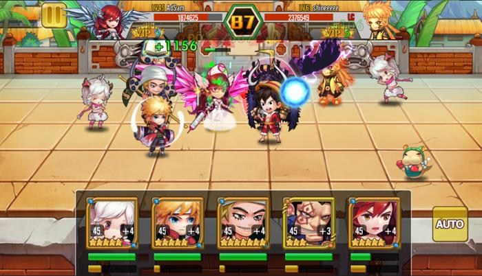 Vũ Trụ Anh Hùng Mobile khởi tranh giải Đại Ma Đấu mùa 3 1