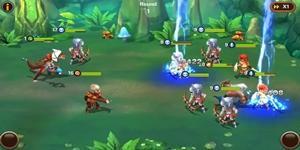 Amazing Wizards – Game nhập vai thẻ tướng có tính năng auto tiện lợi