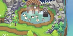 Cat Forest – Healing Camp: Khi loài mèo thống trị thế giới ảo trong game