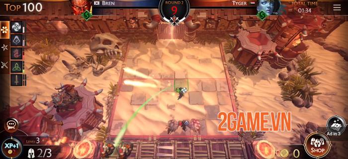 Might & Magic: Chess Royale - Game cờ nhân phẩm hỗ trợ lên đến 100 người một ván 0