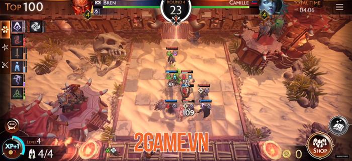 Might & Magic: Chess Royale - Game cờ nhân phẩm hỗ trợ lên đến 100 người một ván 3