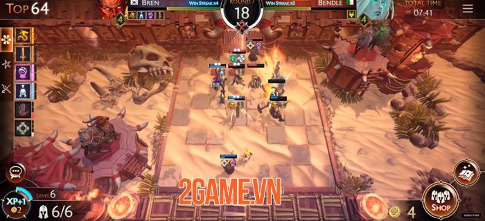 Might & Magic: Chess Royale - Game cờ nhân phẩm hỗ trợ lên đến 100 người một ván 4