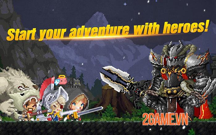 Corin Story - Game nhập vai nhàn rỗi sở hữu cốt truyện thu hút 0