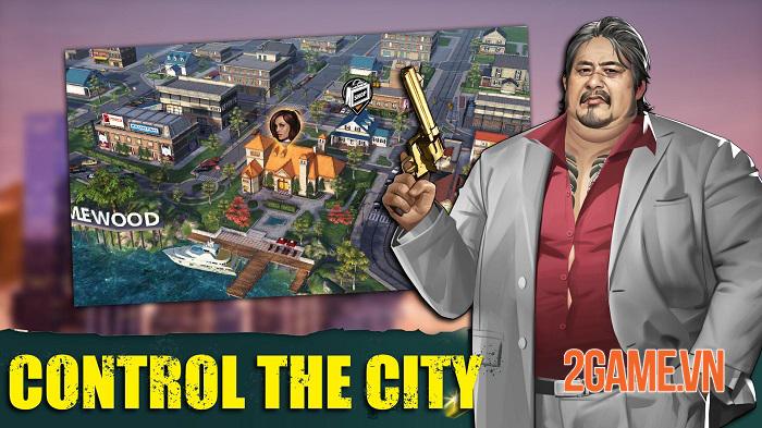 Crime Kings mô phỏng một thế giới Mafia ngầm giống như thật 1