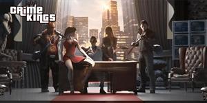 Crime Kings mô phỏng một thế giới Mafia ngầm giống như thật