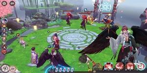 Đông Doanh Phục Ma Lục – Game đánh theo lượt lấy đề tài Âm Dương Sư