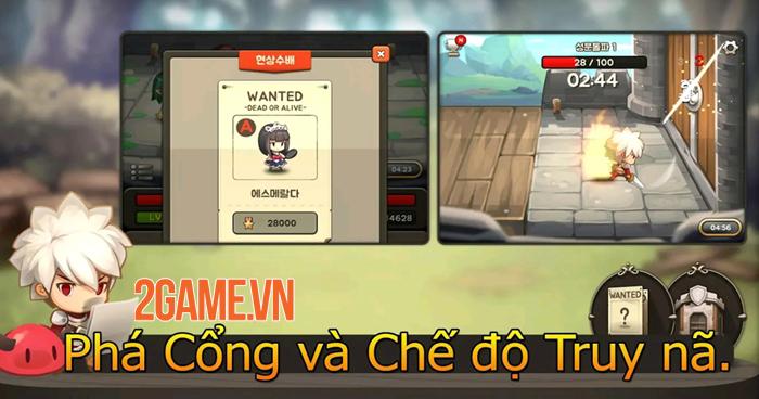 God of Attack mang lối chơi nhập vai hành động màn hình dọc cuốn hút bất ngờ 3