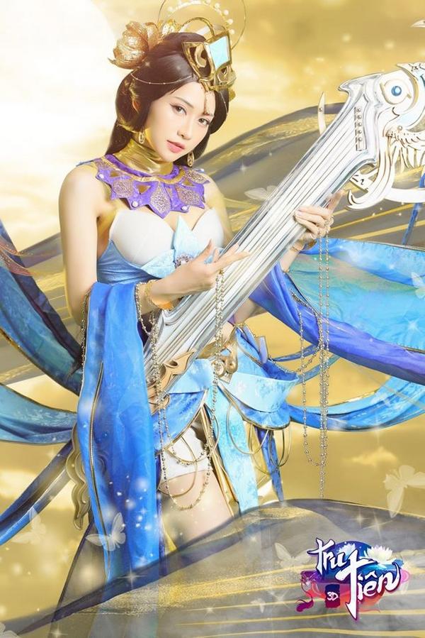 Tru Tiên 3D Mobile tung cosplay mừng phiên bản Mộng Ảo Thiên Hoa 5