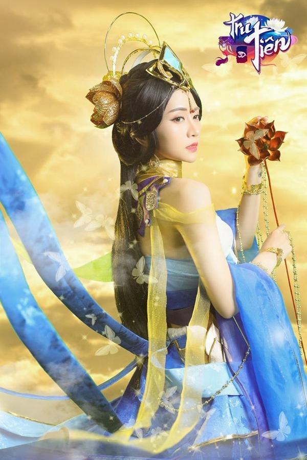 Tru Tiên 3D Mobile tung cosplay mừng phiên bản Mộng Ảo Thiên Hoa 4