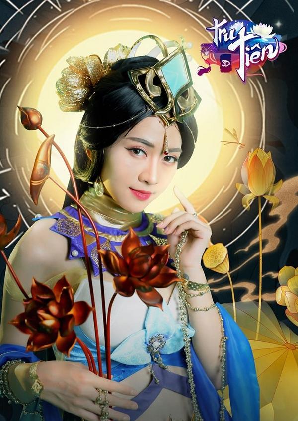 Tru Tiên 3D Mobile tung cosplay mừng phiên bản Mộng Ảo Thiên Hoa 6