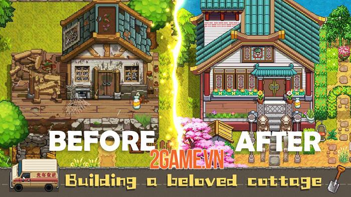 Harvest Town - Game nhập vai nông trại với đồ họa pixel  đầy màu sắc 0