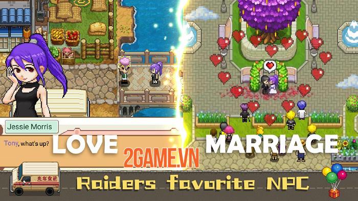 Harvest Town - Game nhập vai nông trại với đồ họa pixel  đầy màu sắc 3