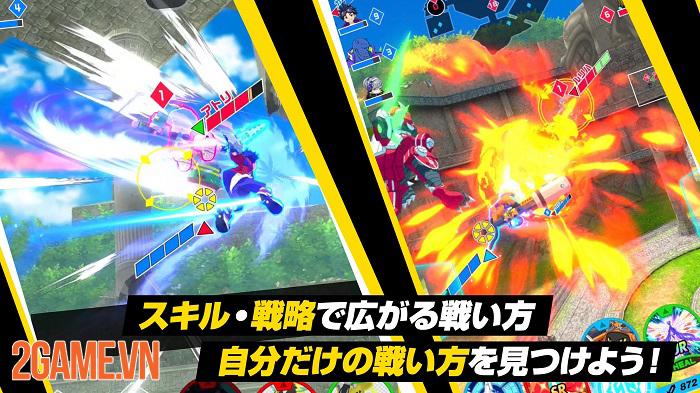 Kick Flight - Game MOBA không chiến mang đến những màn nhào lộn độc đáo 3