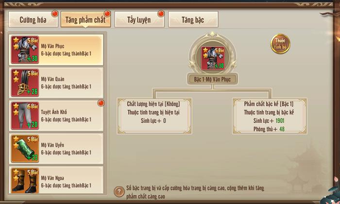 5 bí kíp giúp dân cày Kiếm Ca VNG có đất dụng võ 3
