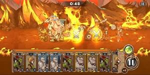 Kingdom Knights – Game thẻ bài với hơn 100 màn chơi đủ các thể loại