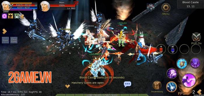 Lemuria: Lost Continent - Game MMORPG có đồ họa gợi nhớ các sản phẩm kinh điển 3