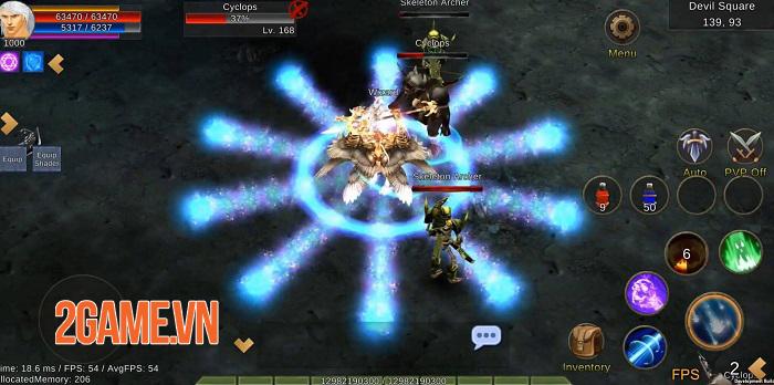 Lemuria: Lost Continent - Game MMORPG có đồ họa gợi nhớ các sản phẩm kinh điển 4