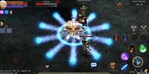 Lemuria: Lost Continent – Game MMORPG có đồ họa gợi nhớ các sản phẩm kinh điển