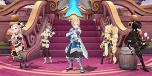 Light of Thel cho phép chuyển đổi tự do giữa 5 class nhân vật
